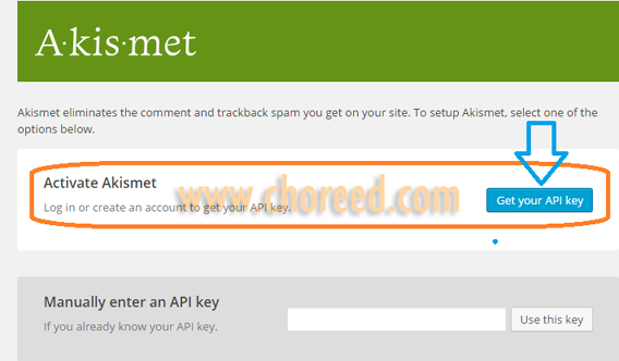 how to get a twitter api key