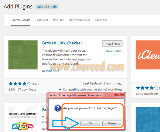 plugin broken link checker download