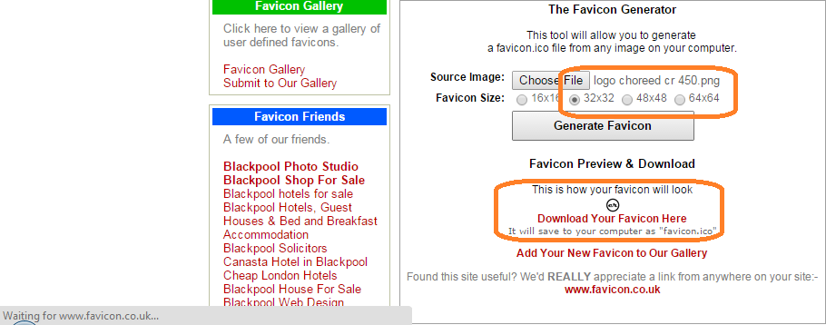 favicon.uk home