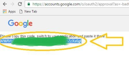 copy paste code google analytics